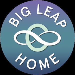 Big Leap Home logo