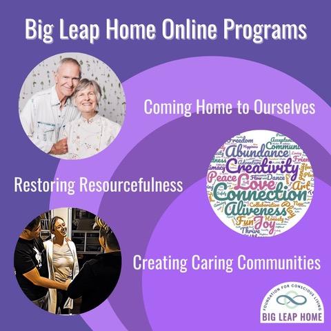 Big Leap Home Online Programs