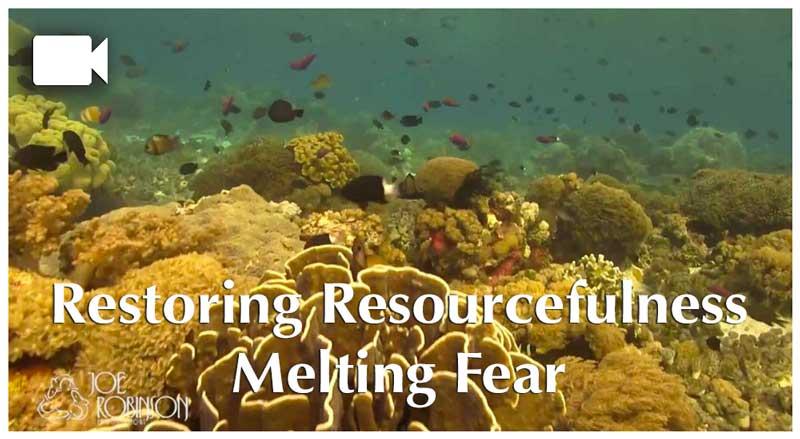 Restoring Resourcefulness: Melting Fear with Joe Robinson