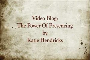 The Power of Presencing