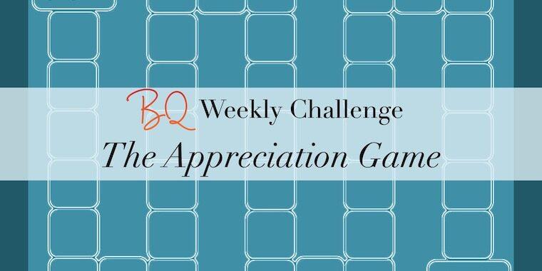 The Appreciation Game_FI
