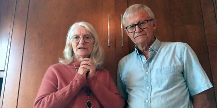 Bob and Marlene