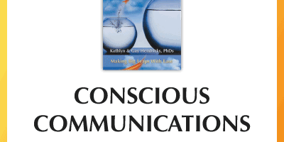 Conscious Communications: Matching