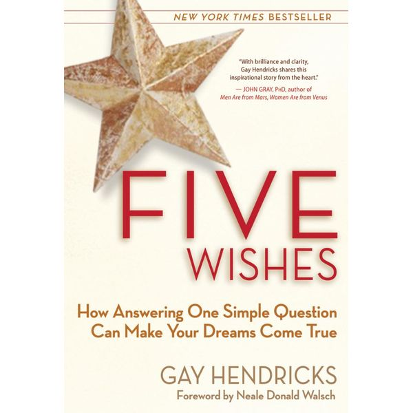 Five Wishes book cover